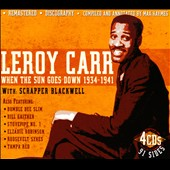 Leroy Carr: When the Sun Goes Down 1934-41 [Box] *