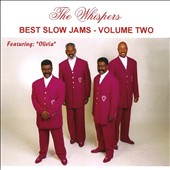The Whispers: Best Slow Jams, Vol. 2