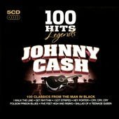 Johnny Cash: 100 Hits Legends: Johnny Cash [Box]