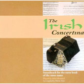 Mick Bramich: The  Irish Concertina