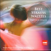 The Best of Strauss Waltzes: Emperor Waltz, et al / Willi Boskovsky