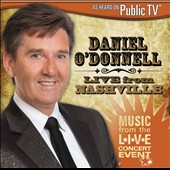 Daniel O'Donnell (Irish): Live from Nashville