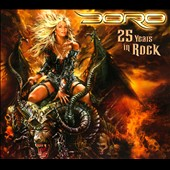 Doro: 25 Years in Rock [Digipak]