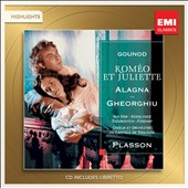 Gounod: Romeo & Juliette [Highlights] / Alagna, Gheorghiu, Van Dam, Keenlyside