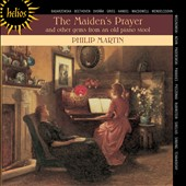 The Maiden's Prayer and Other Gems from an Old Piano Stool / Philip Martin, piano