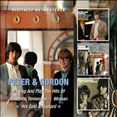 Peter & Gordon: Sing & Play the Hits of Nashville Tennessee/Woman/Hot Cold & Custard
