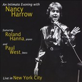 Nancy Harrow: An  Intimate Evening with Nancy Harrow