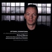 Uptown/Downtown: An Urban Panorama in six movements / John Snijders, piano; Celso Antunes