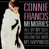 Connie Francis: Memories