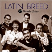 Latin Breed: 10 Grandes Exitos