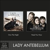Lady Antebellum: Need You Now/Own The Night