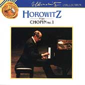 Horowitz Plays Chopin Vol 1