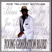 Joe Butler: Young Generation Blues