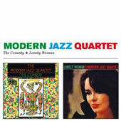 The Modern Jazz Quartet: Comedy/Lonely Woman
