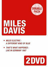 Miles Davis: Miles Electric: A Different Kind of Blue [DVD]