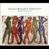 Nelda Swiggett: Blue-Eyed Painted Lady [Digipak]