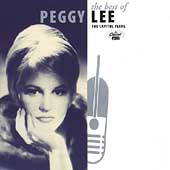 Peggy Lee (Vocals): The Best of Peggy Lee: The Blues & Jazz Sessions