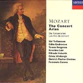 Mozart: The Concert Arias / Te Kanawa, Gruberova, et al