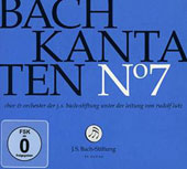 Bach: Cantatas Vol. 7 / Choir & Orchestra of the J.S. Bach Foundation; Lutz