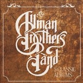 The Allman Brothers Band: Five Classic Albums [Slipcase]