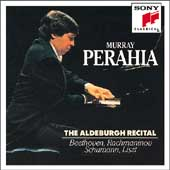 The Aldeburgh Recital / Murray Perahia