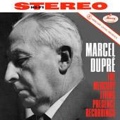 Marcel Dupré: The Mercury Living Presence Recordings / Marcel Dupré, organ