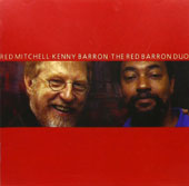 Kenny Barron/Red Mitchell: The Red Barron Duo