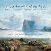Under the Wing of the Rock - Choral music of Beamish, Britten, Nordheim, Thommessen, Kraggerud, Nordheim, Britten & Kraggerud / Soon-Mi Chung, viola; Oslo Camerata