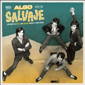 Various Artists: Algo Salvaje: Untamed '60s Beat and Garage Nuggets from Spain, Vol. 2 [Slipcase]
