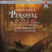 Wagner: Parsifal / Barenboim, Berliner Philharmoniker