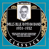 Mills Blue Rhythm Band: 1931-1932