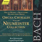 Edition Bachakademie Vol 86 - Neumeister Organ Chorales