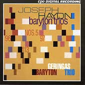 Haydn: Baryton Trios / Geringas Baryton Trio