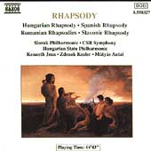Rhapsody - Hungarian, Spanish, Romanian, Slavonic