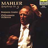Mahler: Symphony no 5 / Zander, Philharmonia Orchestra