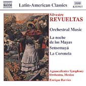 Latin-American Classics - Revueltas: Orchestral Music