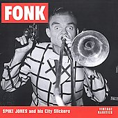 Spike Jones: Fonk
