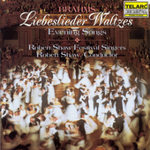 Brahms: Liebeslieder Waltzes, Evening Songs / Robert Shaw