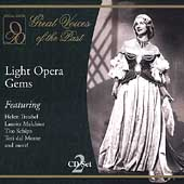 Great Voices of the Past - Light Opera Gems