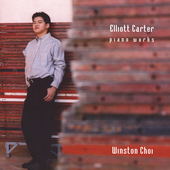 Carter: Piano Works / Winston Choi