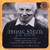 Expanded Edition - Bach: Violin Concertos / Isaac Stern