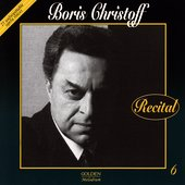 Boris Christoff Recital - Rossini, Verdi, Boito