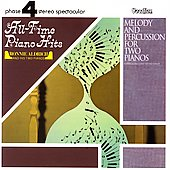 Ronnie Aldrich & His Two Pianos: Melody and Percussion for Two Pianos