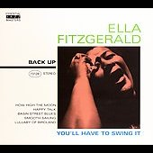 Ella Fitzgerald: You'll Have to Swing It