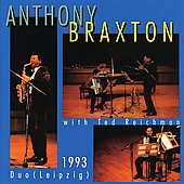 Anthony Braxton: Braxton at the Leipzig Gewandhaus