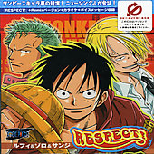 Original Soundtrack: One Piece Character Single Unit V.1 [Single]