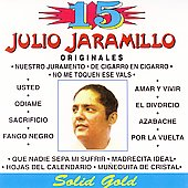 Julio Jaramillo: 15 Grandes Exitos