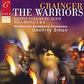 Grainger: The Warriors, etc / Simon, Melbourne SO