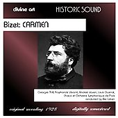 Bizet: Carmen / Elie Cohen, et al