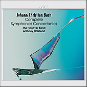J.C. Bach: Complete Symphonies Concertantes